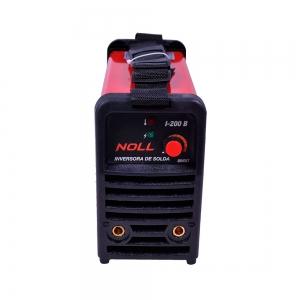 Inversora de Solda 200 Amperes Bivolt Mod. I200B - Noll