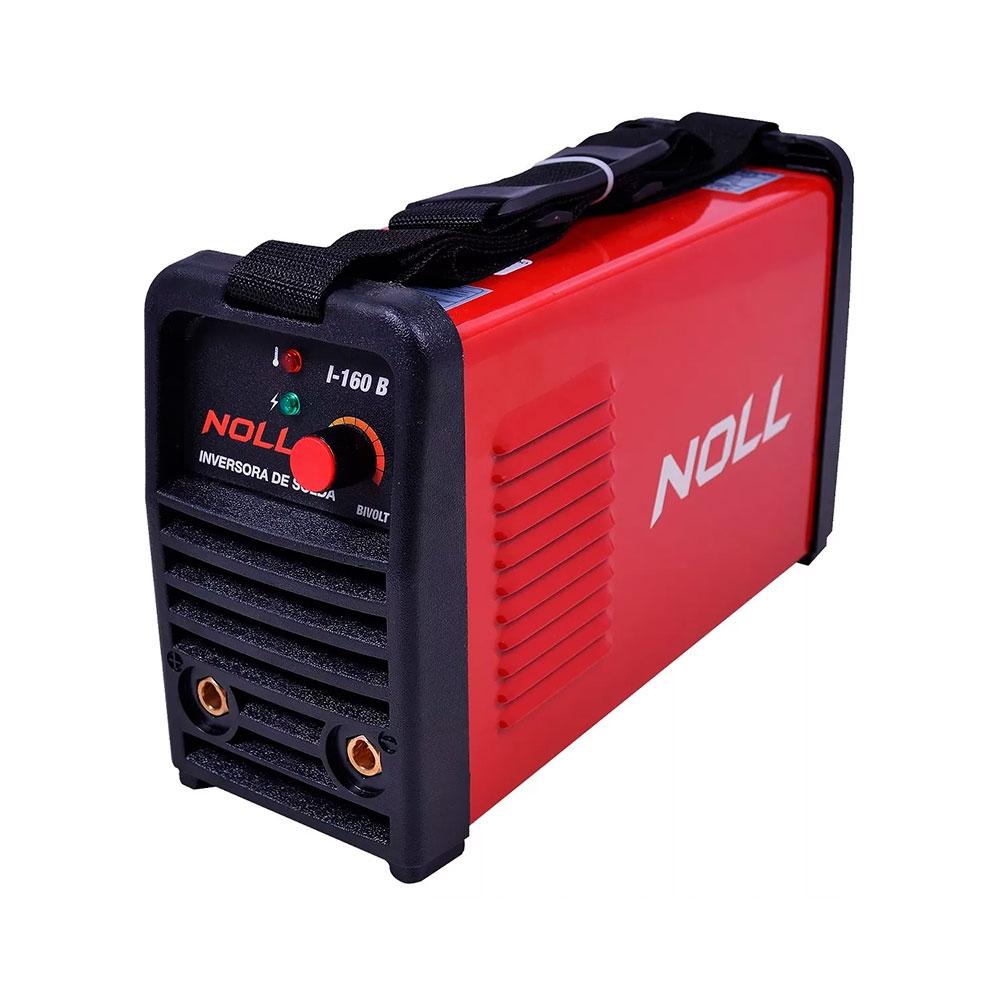 Inversora de Solda 160 Amperes Bivolt Mod. I160B - Noll