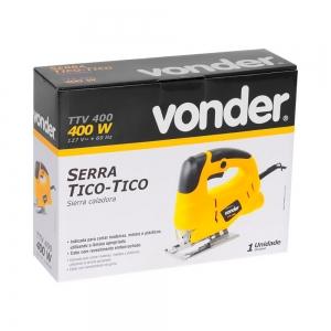 Serra Tico-Tico 400W Mod. TTV 400 - Vonder