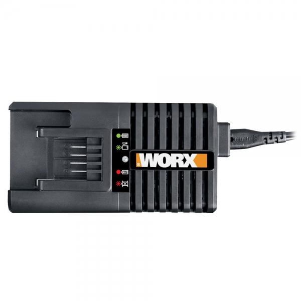 Carregador Bateria de Lítio 14 a 20V 2,0AH Mod. 3860 - Worx