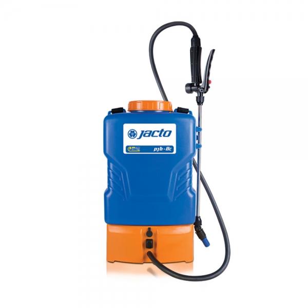 Pulverizador Costal Agrícola a Bateria 8L Mod. PJB 8C - Jacto