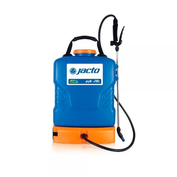Pulverizador Costal Agrícola a Bateria 20L Mod. PJB 20C - Jacto