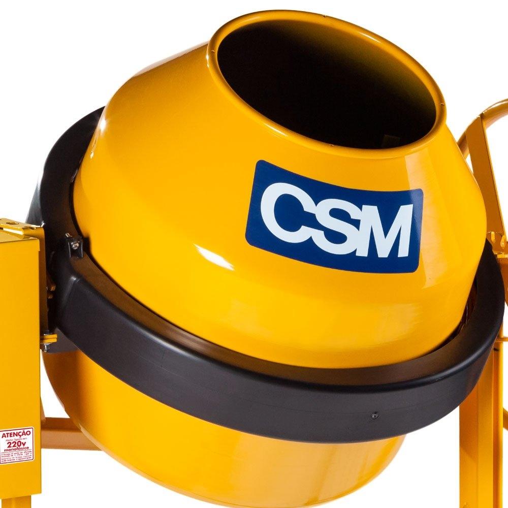 Betoneira 120L c/ Motor Monofáscio Mod. CS 120 - CSM