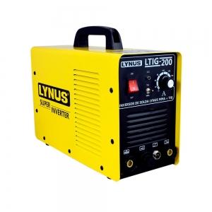 Inversora de Solda 200 Amperes MMA + TIG Mod. LTIG200 - Lynus