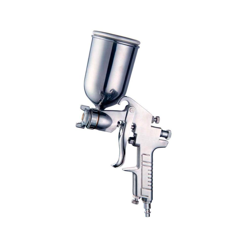 Pistola de Pintura Alta Produção Gravitacional c/ Caneca Giratória Mod. CH GR35 - Chiaperini  - (Ref: 7084)