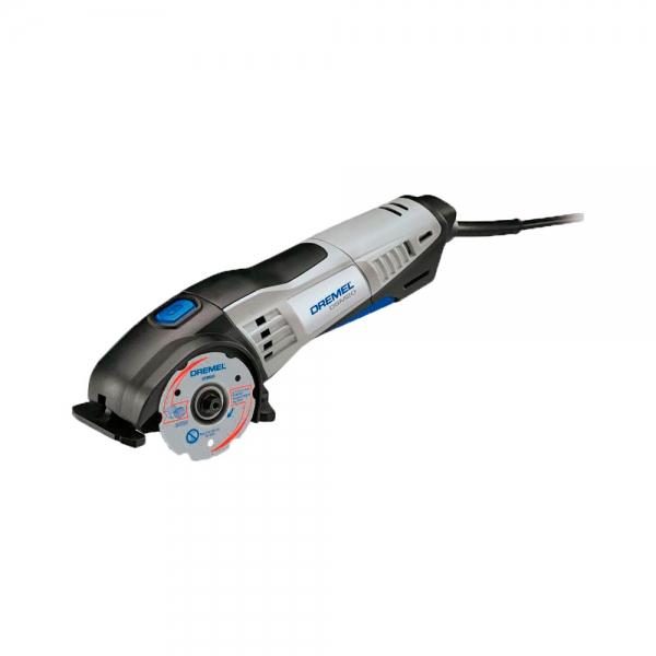 Serra Multiúso 710W c/ Maleta + 4 Discos Mod. SAW MAX - Dremel