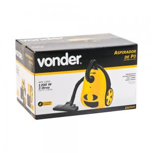 Aspirador de Pó 1200W Mod. APV1203 - Vonder